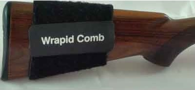 Wrapid Comb